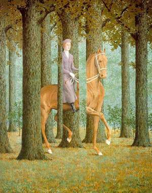 Magritte, Carte Blanche