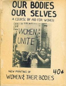 Women 1970's via ourbodiesourselves.org