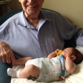 First Great Grandchild, Ingrid Mabry