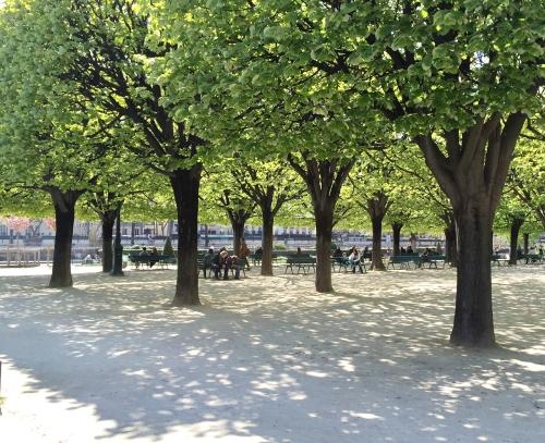 Notre Dame Gardens